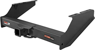 CURT 15810 Commercial Duty Class 5 Trailer Hitch with 2-1/2-Inch Receiver, for Select Ford F-250, F-350, F-450 Super Duty