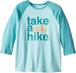 Columbia Kids - Outdoor Elements 3/4 Sleeve Shirt (Little Kids/Big Kids)