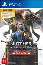 The Witcher 3 Wild Hunt Blood and Wine Expansion Pack for PlayStation 4