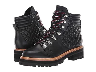 Marc Fisher LTD Irme (Black Leather) Women