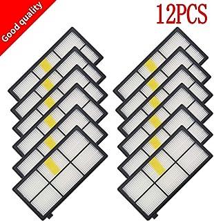 ルンバ ダストカット フィルター 800 900 シリーズ 12個 おまけブラシ付 消耗品 互換