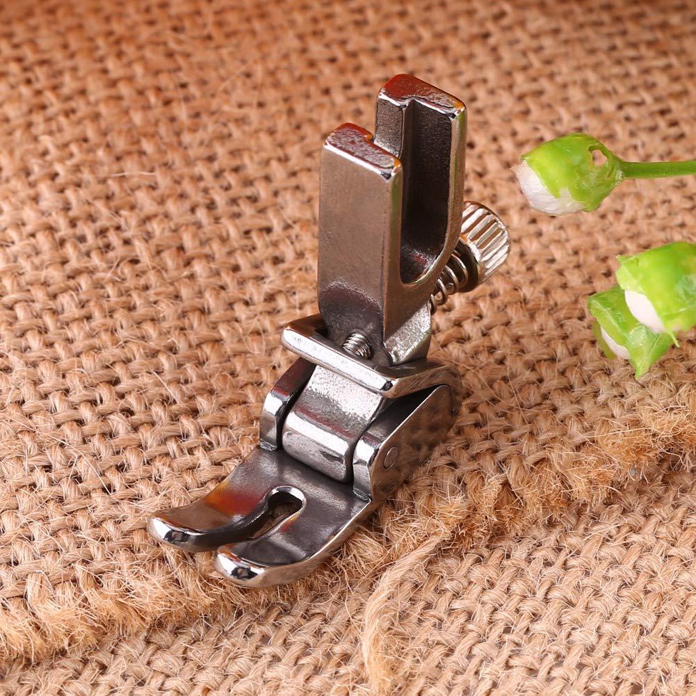 Máquina de coser industrial Rueda R2 Prensa de pie + Flatcar ...