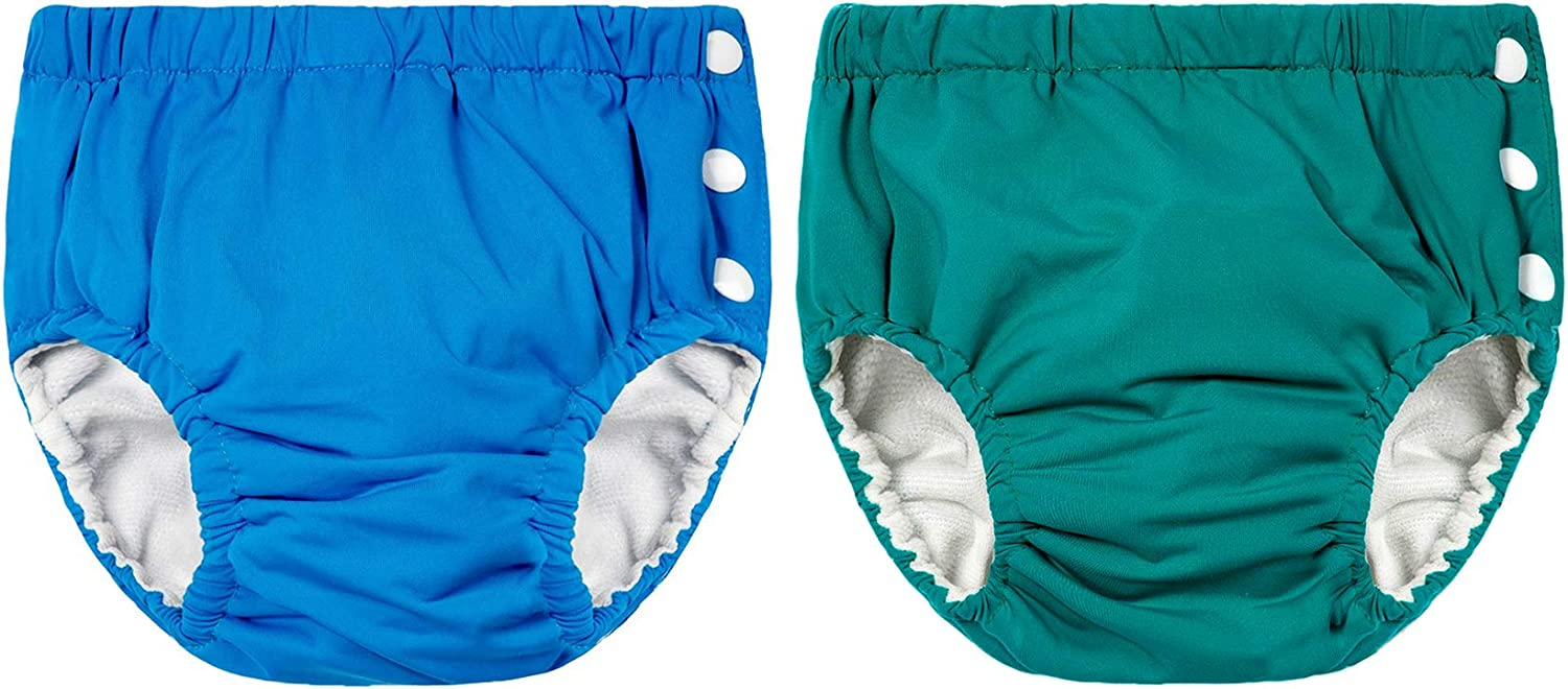 Durio Reusable Swim Diapers Washable 70% OFF Outlet Inf Diaper Baby Jacksonville Mall Unisex