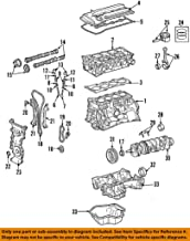 Nissan 13500-ET000, Engine Oil Pump