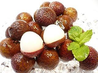 ライチ 果物 果実 皮付き 500g バラ凍結品・冷凍ライチ・