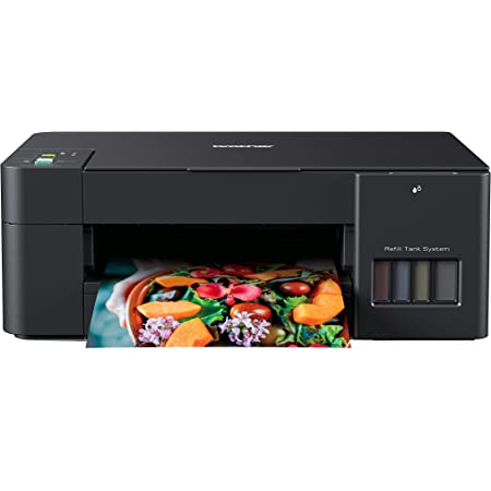Brother DCP-T420W All-in One Ink Tank Refill System Printer with Built-in-Wireless Technology