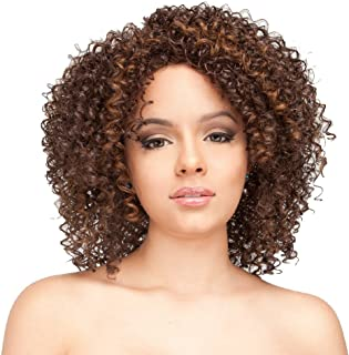 H-BOOM (Y327) - R&B Collection 21 Tress Malaysian Human Hair Blended Wig