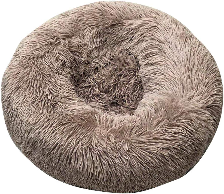 Pet nest kennel bianco neve profondo sonno gatto lettiera autunno e kennel cane tappetino del caffè colore 70 * 20cm