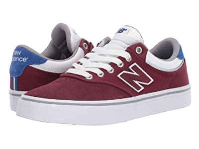 New Balance Numeric NM255 (Burgundy/Royal) Men