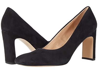 Franco Sarto Gianna (Black Suede) Women