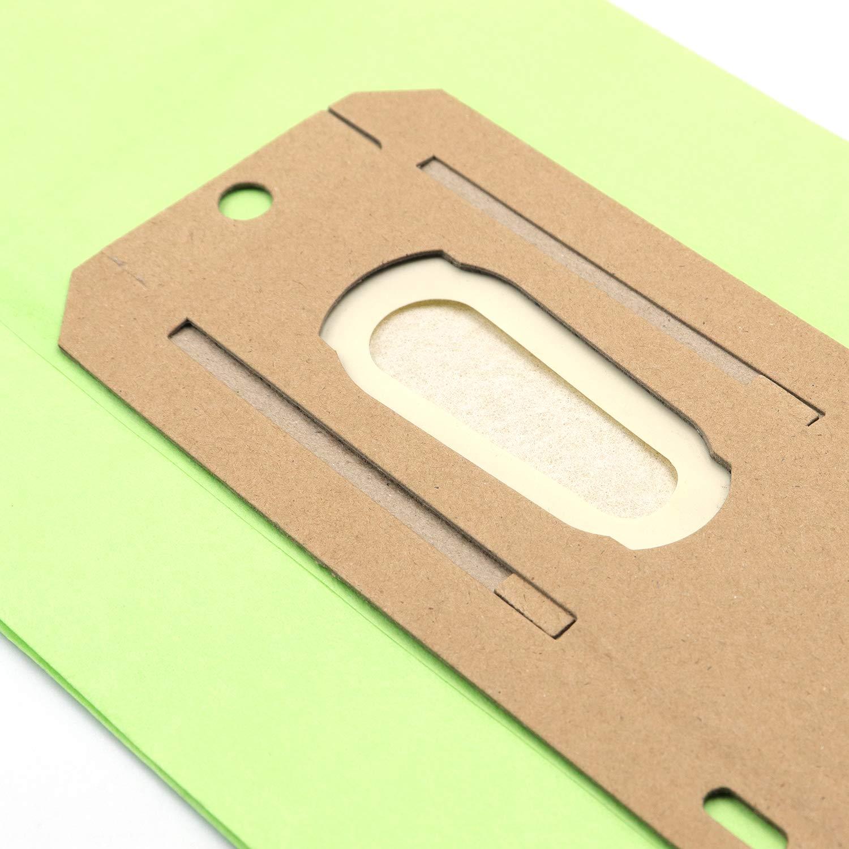 Vacuum Bag 8-Pack of Replacement Vacuum Filters Oreck Paper Bag