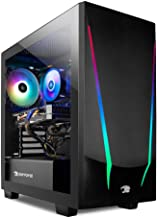 iBUYPOWER Gaming PC Computer Desktop Trace 4 9310 (AMD Ryzen 5 3600 3.6GHz, AMD Radeon RX 5500 XT 4GB, 8GB DDR4 RAM, 240GB...