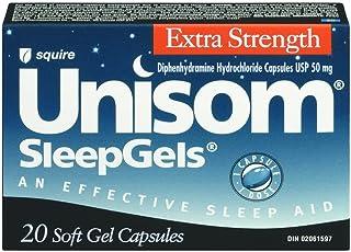 Unisom Unisom Ex Strnth Sleepgels 20s, 20 count
