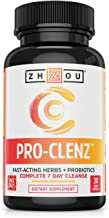 7 day colon cleanse by Zhou Nutrition