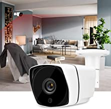 CVBS LED CVI Infrared Camera, Outdoor AHD Auto Security Camera, for Home Protection Security Camera(2PM NTSC System)