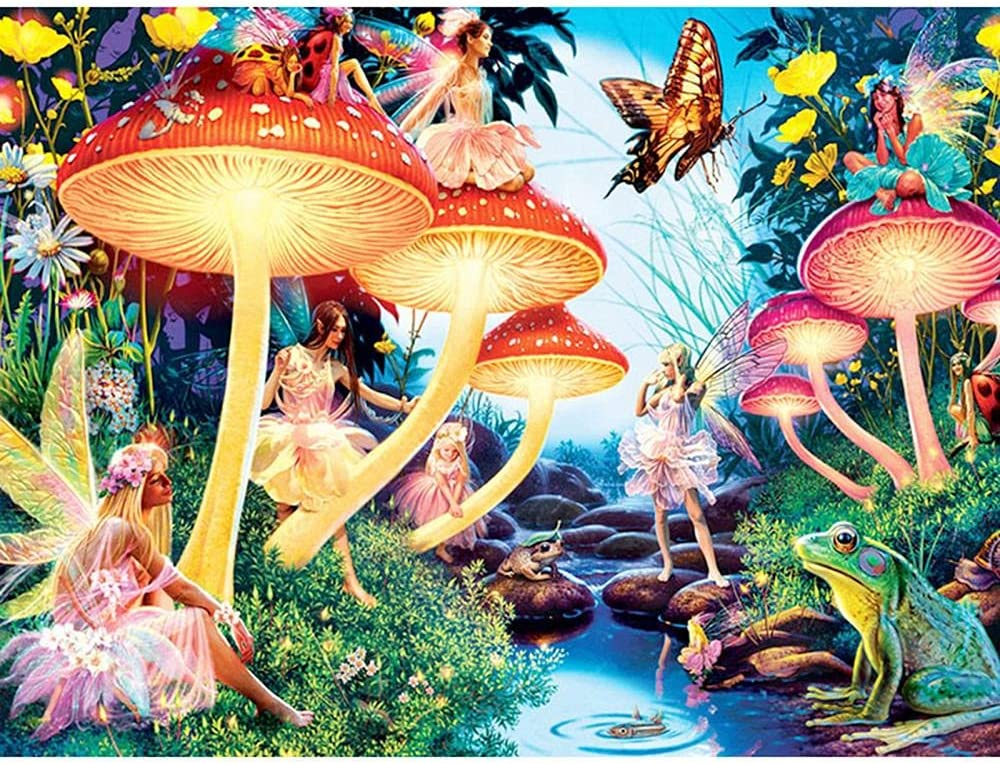 5D DIY Diamond Painting for Adults Some overseas reservation Kits