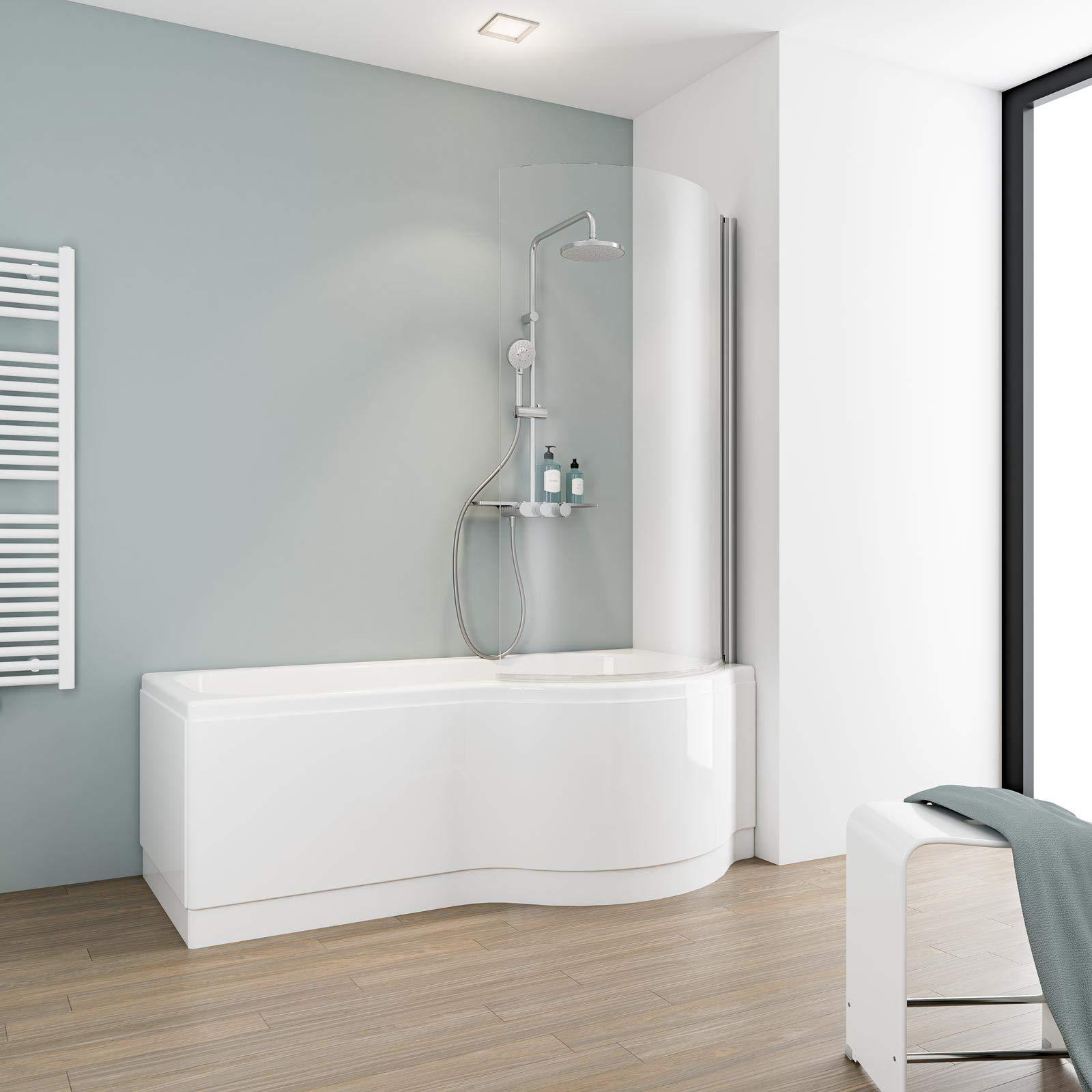 Schulte D5170-3 04 50 - Bañera combinada con ducha, D5170-3 41 50: Amazon.es: Bricolaje y herramientas