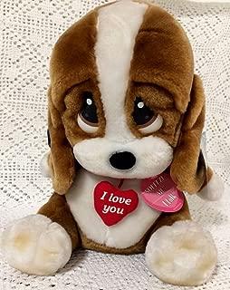 Sad Sam Plush with I Love You Heart 12
