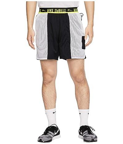 Nike Shorts Sport Clash (Black/White/Lemon Venom/Lemon Venom) Men