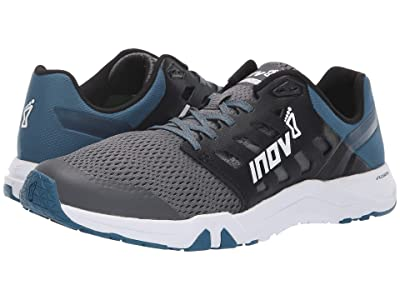 inov-8 All Train 215 (Grey/Blue Green) Men