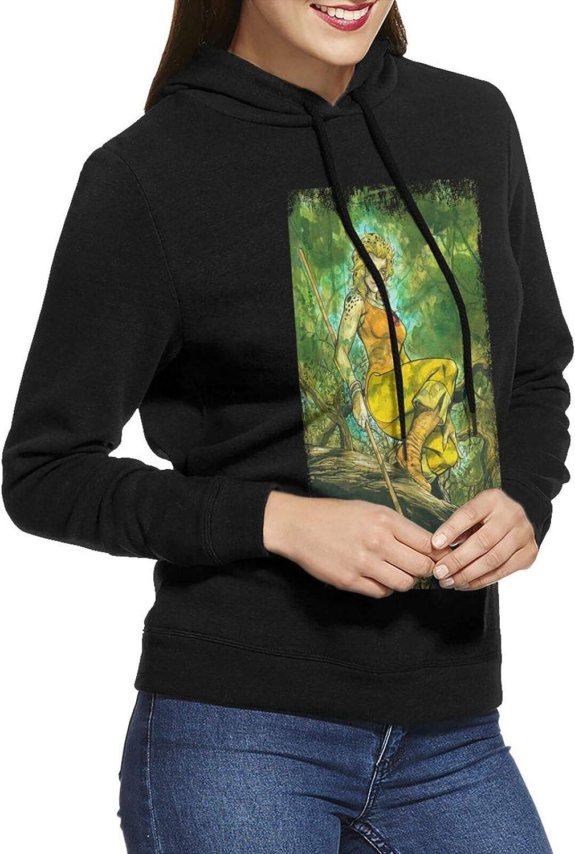 National products Thundercats Cheetara Hoodie Female Max 53% OFF Cotton Lon Sweatshirts Casual