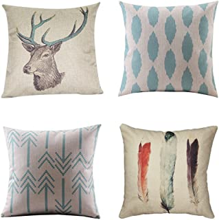 Best vintage pillow covers Reviews