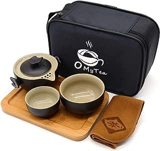 OMyTea 100% Handmade Chinese/Japanese Vintage Kungfu Gongfu Tea Set – Porcelain..