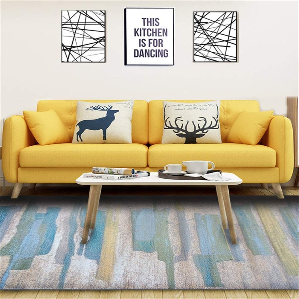 DUWEN Indoor Carpet Living Room 70% OFF Outlet Coffee Sofa Year-end gift Nordic Table
