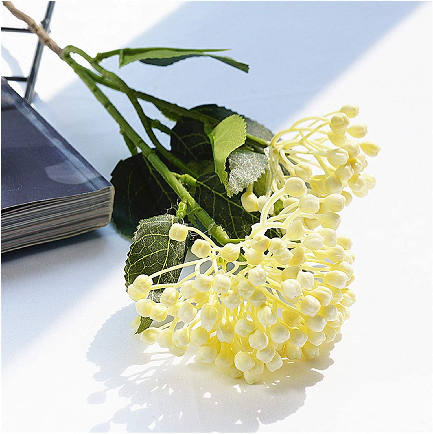 YSHSPED Chicago Mall Artificial Max 87% OFF Flowers Garde Home Plastic