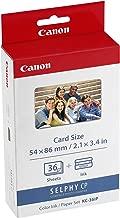 Canon 7739A001AH Color Ink Paper Set