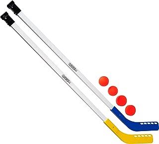 S and S Worldwide Middle School Tough Floor Hockey Set, 43
