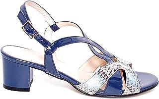 online store becb5 bc2aa Amazon.it: CONFORT - Blu / Sandali / Scarpe da donna: Scarpe ...