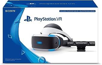 PlayStation VR Headset + Camera Bundle [Discontinued] (Renewed)