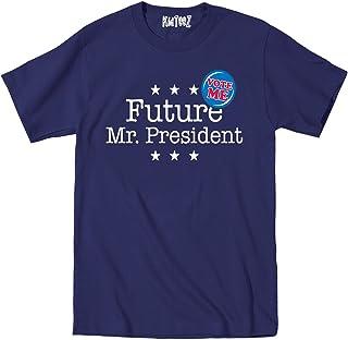 1962e925a Future Mr. President Vote Cute Funny-Toddler T-Shirt
