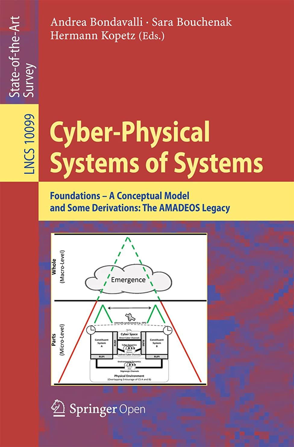 権威防腐剤服を洗うCyber-Physical Systems of Systems: Foundations – A Conceptual Model and Some Derivations: The AMADEOS Legacy (Lecture Notes in Computer Science Book 10099) (English Edition)