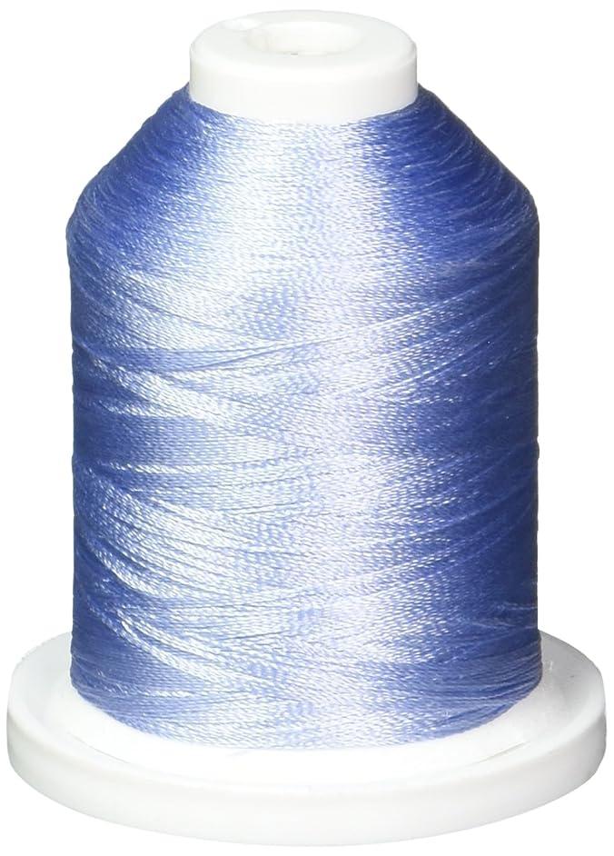Robison-Anton Rayon Super Strength Thread, 1100-Yard, Paris Blue