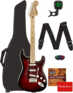Best usa squier stratocaster Reviews