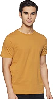 Amazon Brand - Symbol Men's Cotton Round Neck T-Shirt