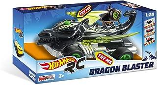 Hot Wheels Rc Creature Dragon Car