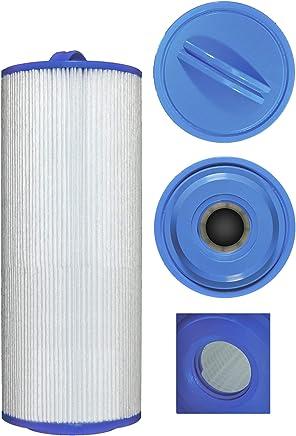 AERZETIX 100x Terminales electricos planos macho 2.8mm 0.8mm 1.5-2.5mm/² aislado azul C11519