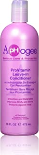 Aphogee Conditioner Pro-Vitamin Leave-in, 16 Ounce