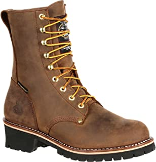 womens insulated logger boots