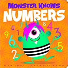 Monster Knows Numbers (Monster Knows Math)