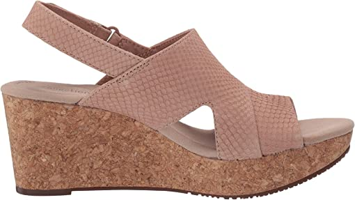 Blush Interest Nubuck
