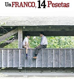 Un franco, 14 pesetas