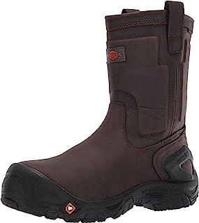 حذاء Merrell Work Strongfield مصنوع من الجلد سهل الارتداء مقاوم للماء