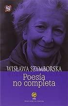 Poesía no completa (Spanish Edition)