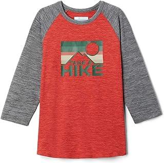 Columbia Kids & Baby Outdoor Elements 3/4 Sleeve Shirt
