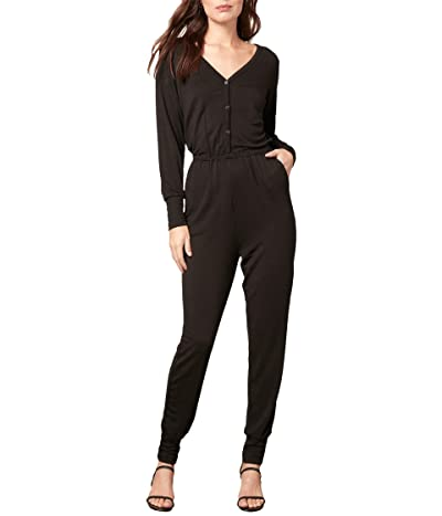 BB Dakota Full Story Jumpsuit (Black) Women