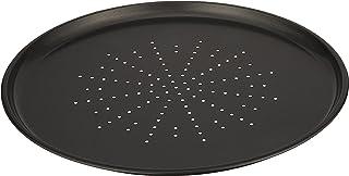 Wiltshire HW0238 Easybake Round Pizza Crisper Pan, 31 x 0.7 cm, Dark Grey